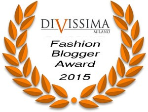 Fashion Blogger Award 2015 Marinella Rossi