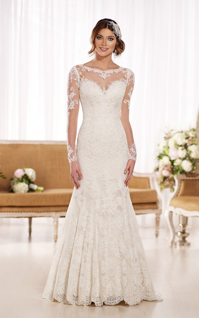 Beautiful-Mermaid-Floor-length-Wedding-Dresses-12831